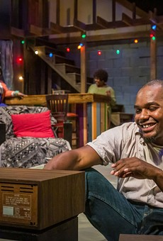 """A scene from Blackfriars Theatre's 2019 production of """"Detroit '67."""" The pandemic forced Blackfriars and many other small and mid-sized arts organizations to shut down for 14 months, which has had financially devastating results."""