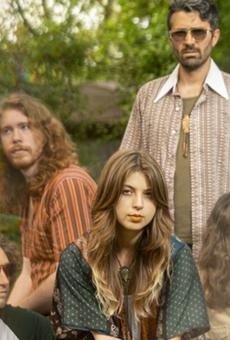 Mikaela Davis brings celestial psych-pop to Point of the Bluff Vineyards