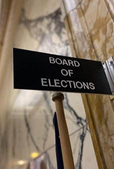Some Monroe County primary election results aren't final yet, thanks to lawsuit