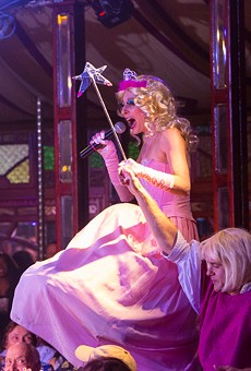 Frank reviews Princess Wendy's Late Nite Tease Room