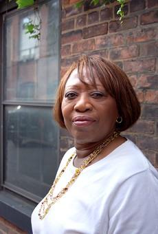 City Council President Loretta Scott.