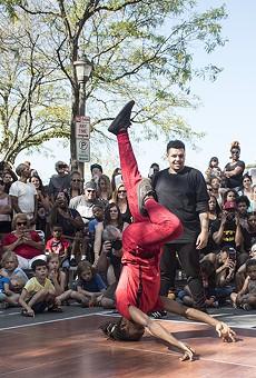 Fringe Street Beat gives dancers a platform