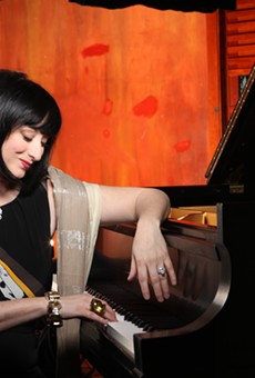 Pianist Renee Rosnes will be joined by Bill Charlap, and several other pianists, for a centennial celebration of Marian McPartland at the Eastman Theatre. McPartland, a jazz piano great, had close ties to the Eastman School of Music.