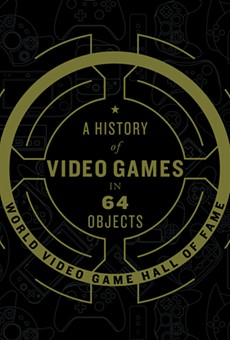 """Book review: """"A History of Video Games in 64 Objects"""""""