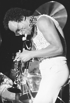 The Miles Electric Band revisits Miles Davis's electric years.