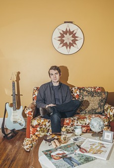 """Ben Morey opts for a scaled-down and somber sound on his new single, """"Negative Space."""""""