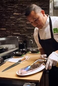 Chef Loi Pham.
