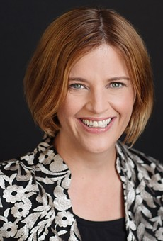Hillary Olson, an Ogden native, will start as the Rochester Museum and Science Center's new director in November.