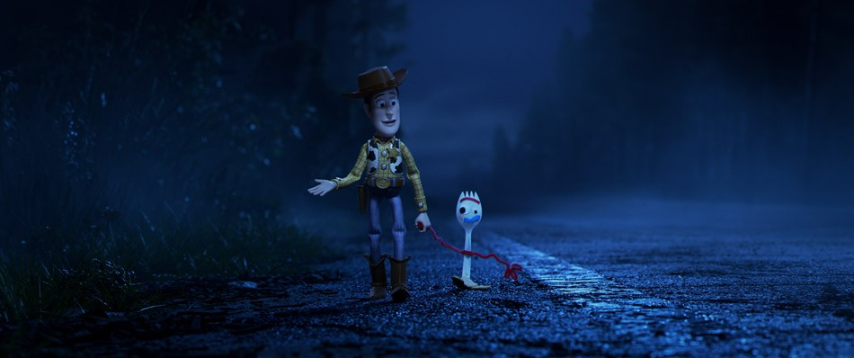 Toy Story 4 - PHOTO COURTESY WALT DISNEY PICTURES