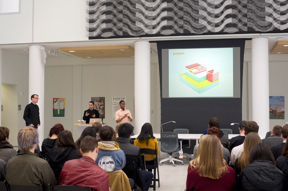 Groovy Rit Industrial Design Students To Collaborate With Poppin Home Interior And Landscaping Mentranervesignezvosmurscom