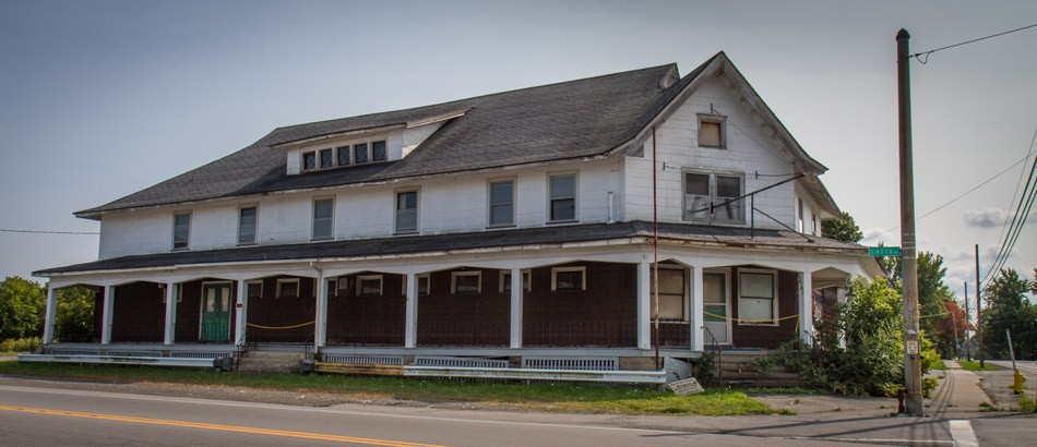 The Hotel DeMay in the Town of Greece. - PHOTO COURTESY OF DAN DANGLER