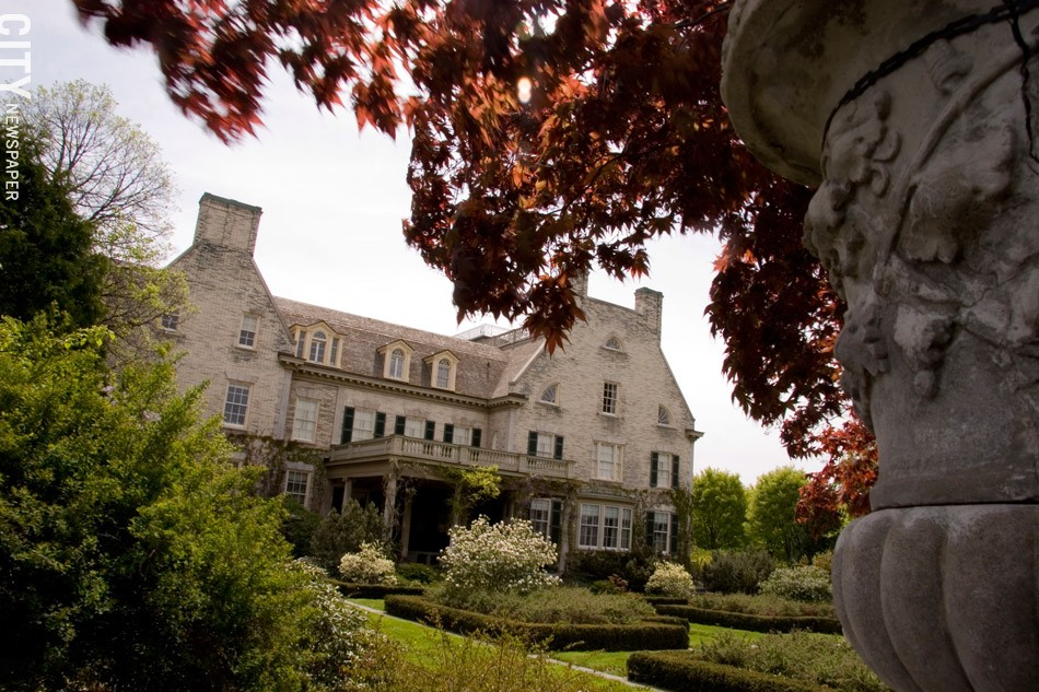 The historic mansion at George Eastman Museum. - FILE PHOTO