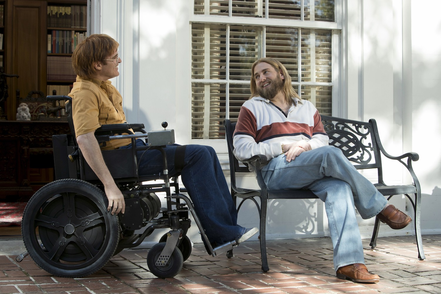 Film Review Dont Worry He Wont Get Far On Foot Movie Reviews
