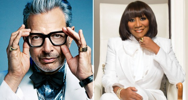 Jeff Goldblum &  The Mildred Snitzer Orchestra and Patti LaBelle are among the new headliners announced for the 2019 CGI Rochester International Jazz Festival. - PHOTOS PROVIDED