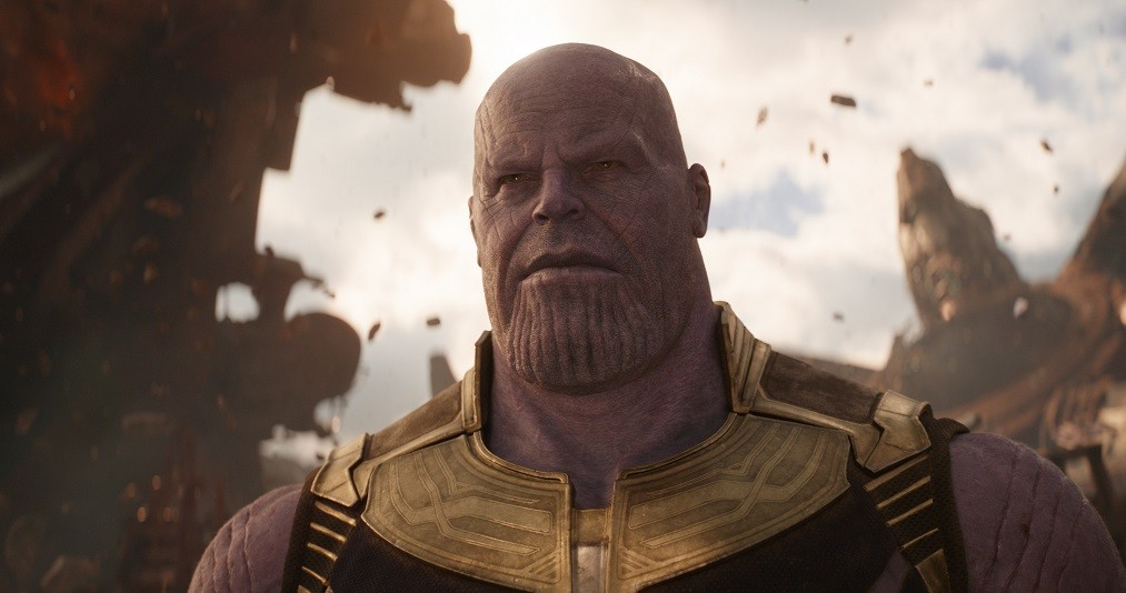 "Josh Brolin as Thanos in ""Avengers: Infinity War."" - PHOTO COURTESY WALT DISNEY PICTURES"