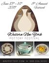 8th Annual WNY Pottery Festival!