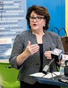 State Education Commissioner MaryEllen Elia.
