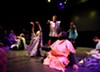 """A scene from """"Oz and Effect,"""" performed at School of the Arts on Saturday, September 14."""