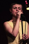 Kat Edmonson performed at Montage on Monday, June 22, during the 2015 Xerox Rochester International Jazz Festival.