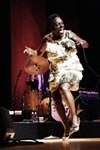 Sharon Jones and the Dap Kings performed in Kodak Hall on Thursday, June 25.
