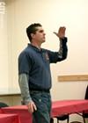 Kyle Crandall, president of the Beechwood Neighborhood Coalition