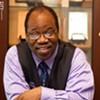 Van White, president of the Rochester school board