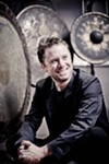 Percussionist Colin Currie.