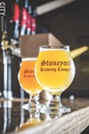 Stoneyard Brewing Company, based in Brockport, opened its third location over the summer. The beer hall is located on Empire Boulevard.