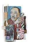 "Civil Rights leader Martin Luther King, Jr. is the subject of Stahl's ""The Measure of a Man."""