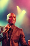 Seal headlined the first night of the 2018 Xerox Rochester International Jazz Festival.