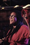 Liz Vice played Montage Music Hall on Wednesday as part of the 2018 Xerox Rochester International Jazz Festival.