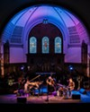 Pilc Moutin Hoenig played the Lutheran Church on Thursday night.