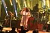 Jill Scott headlined Friday night at the 2018 Xerox Rochester International Jazz Festival.