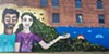 Returning WALL\THERAPY alum Alice Mizrachi's 2017 mural in Buffalo, New York