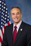 Republican House Representative Chris Collins has been a support and ally of President Donald Trump.