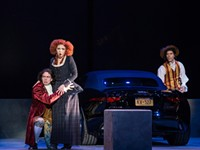 Opera review: a modern take on 'Don Giovanni'