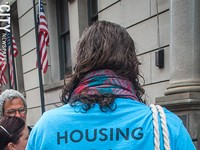 Speakers at Assembly hearing call for tenant protections