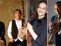 2019 Skaneateles Festival features Wynton Marsalis, Hilary Hahn
