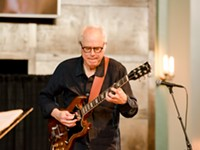 Jazz Fest 2019, Day 2: Jeff reviews Bill Frisell Trio and Kevin Gordon Trio