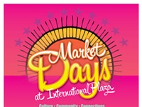 SPECIAL EVENT | Market Days at International Plaza