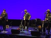 Jazz Fest 2019, Day 5: Jeff reviews VickiKristinaBarcelona and Ozmosys