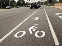 Vote coming on bike-lane parking law