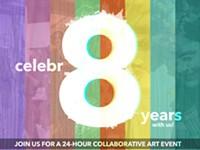 SPECIAL EVENT | Celebr8 24-hour Fundraiser