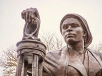 Harriet Tubman, and western New York, get their places in history