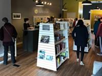 LITERARY | Sulfur Books Grand Opening