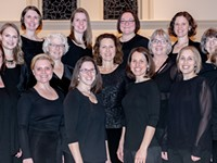 Concentus Women's Chorus moves forward with new music director
