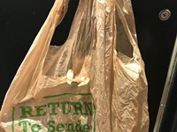 Monroe County, Rochester won't tax paper bags