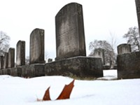 Unearthing the forgotten stories of Mt. Hope Cemetery