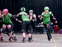 SPORTS | Roc City Roller Derby Home Opener