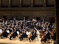 RPO postpones concerts at Kodak Hall due to coronavirus concerns